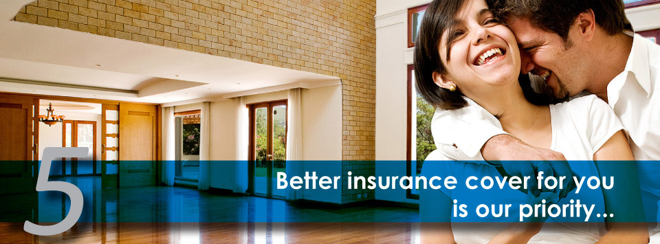 Better insurance for you is our priority